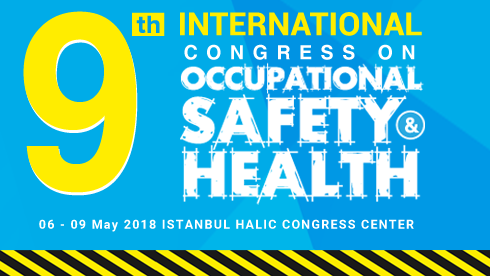 9th OSH Congress in Turkey