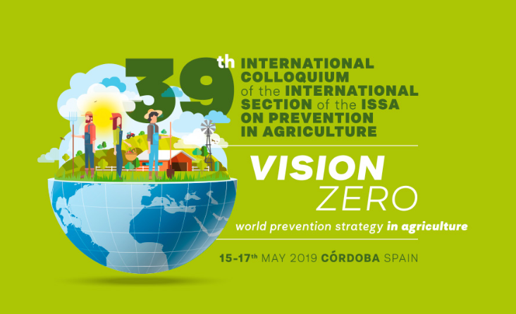 39th International Colloquium of the International Section of the ISSA on Prevention in Agriculture