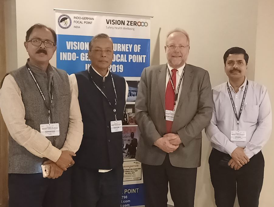Workshop: Vision Zero in Indian Industry and Construction