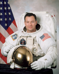Michael Lopez-Alegria,  Former Commander of the International Space Station